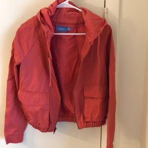 Simply Vera salmon pink spring jacket